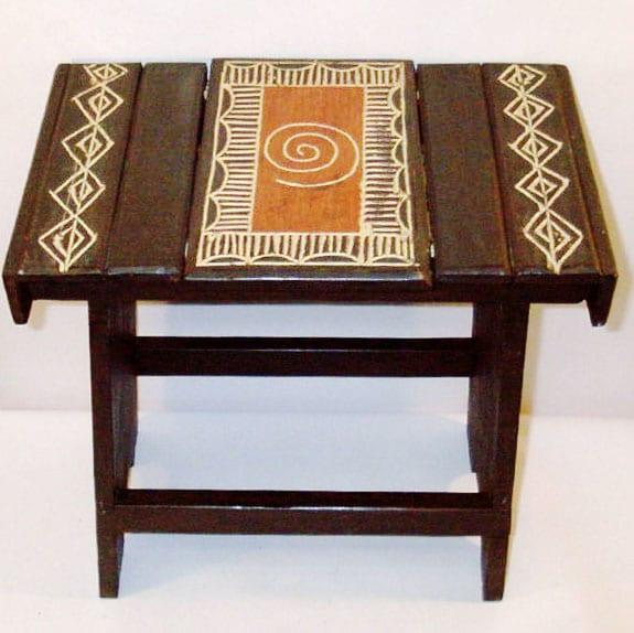 Magnificent Handmade Traditional African Tribal Bench Ghana Creativecarmelina Interior Chair Design Creativecarmelinacom