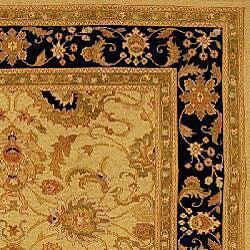 Handmade Indo Sumak Flatweave Mastery Rug (4' x 6') - Thumbnail 1