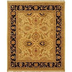 Indo Sumak Flatweave Mastery Rug (4' x 6')