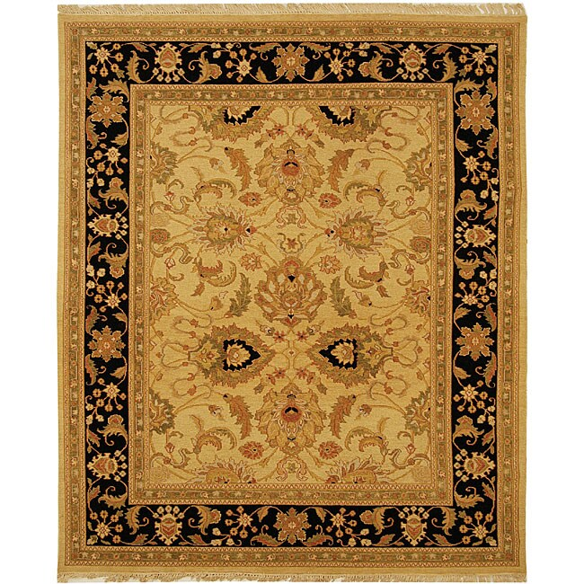 Handmade Indo Sumak Flatweave Mastery Rug (9' x 12')