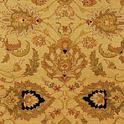 Handmade Indo Sumak Flatweave Mastery Rug (9' x 12') - Thumbnail 2