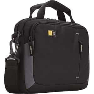 "Case Logic VNA-210 Carrying Case (Attach ) for Apple 10.2"" iPad, iPad 2, Netbook - Black"