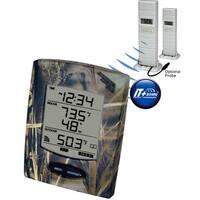 La Crosse Technology  WS-9029U-IT-CAMO Wireless Weather Station - Green