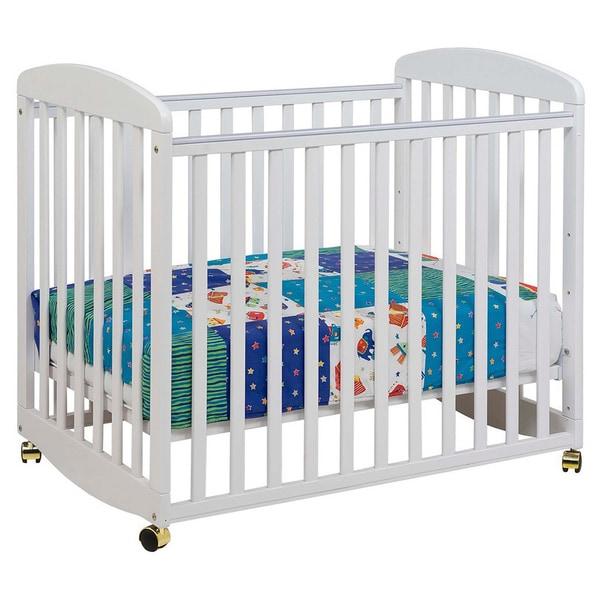 Davinci Alpha Rolling Mini Rocking Crib Free Shipping