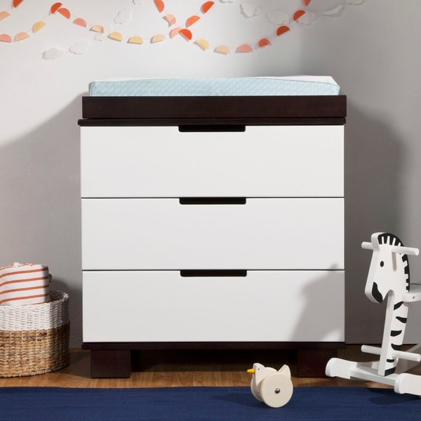 Babyletto Modo 3 Drawer Changing Table   Free Shipping Today    Overstock.com   12309050