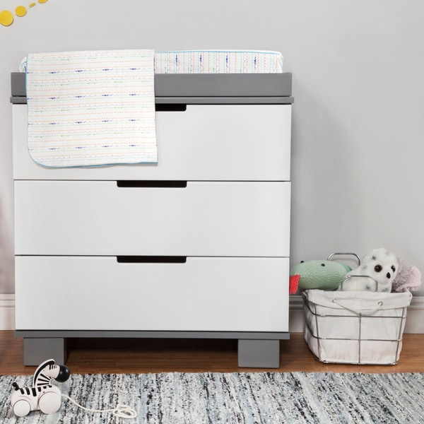 Babyletto Modo 3 Drawer Changer Dresser With Removable Changing Tray   Free  Shipping Today   Overstock.com   12309050