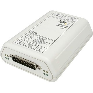 StarTech.com 4 Port RS232 Serial over IP Ethernet Device Server