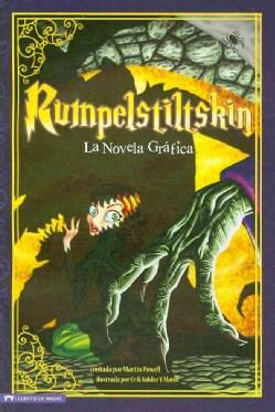 Rumpelstiltskin: La Novela Grafica (Paperback)