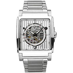 Bulova Men's 96A107 Stainless Steel Automatic Watch