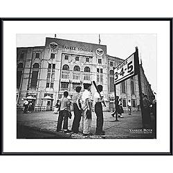 Corbis 'Yankee Boys' Metal Framed Art Print
