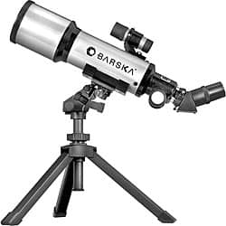 Barska 40070 Starwatcher 300-power Compact Refractor Telescope|https://ak1.ostkcdn.com/images/products/4342362/Barska-40070-Starwatcher-300-power-Compact-Refractor-Telescope-P12315100.jpg?impolicy=medium