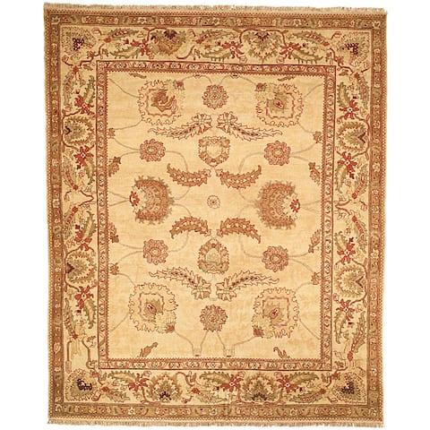 Safavieh Oushak Legacy Hand-knotted Wool Oushak Rug
