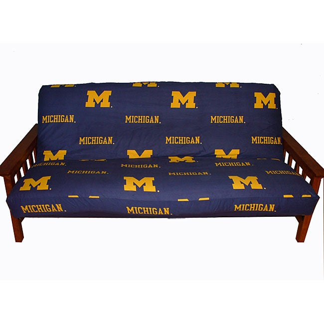 College Covers Michigan Wolverines Full-size Futon Cover