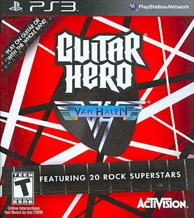 PS3 - Guitar Hero: Van Halen