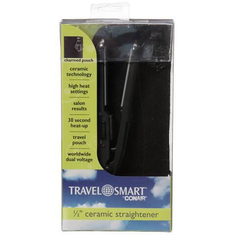 Conair Travel Smart 0.5-inch Ceramic Flat Iron