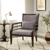 Clay Alder Home Philly Framed Chair Grey