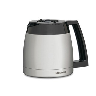 Cuisinart DCC-600RC 10-Cup Replacement Thermal Coffeemaker Carafe