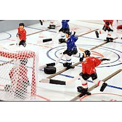 Voit 33-inch Tabletop Rod Hockey Game - Thumbnail 1