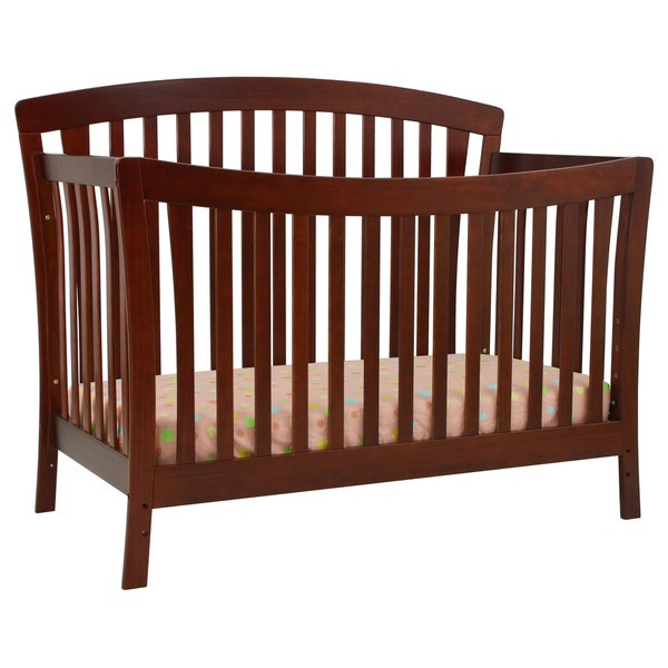 DaVinci Rivington 4-in-1 Convertible Crib with Toddler ...