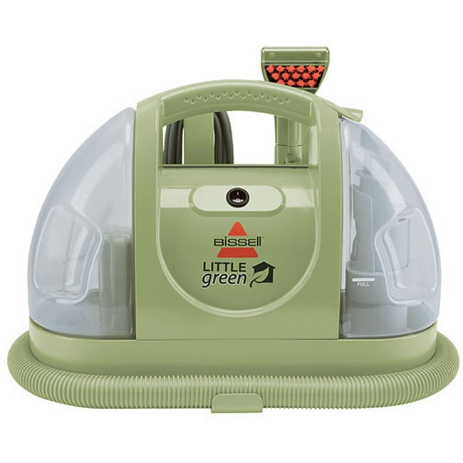 Bissell 14007 Little Green Portable Deep Cleaner Free