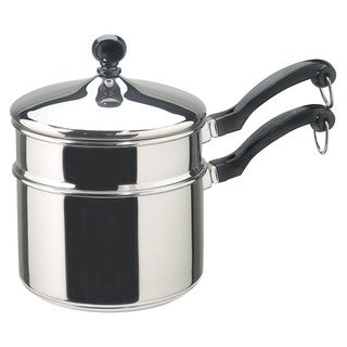 Farberware Classic Stainless Series 2-quart Covered Double Boiler