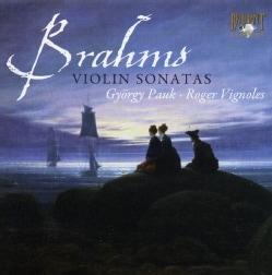 Gyorgy Pauk - Brahms: Violin Sonatas