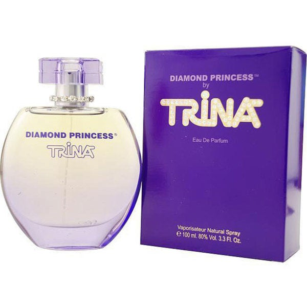 Trina Diamond Princess Women's 3.3-ounce Eau de Parfum Spray