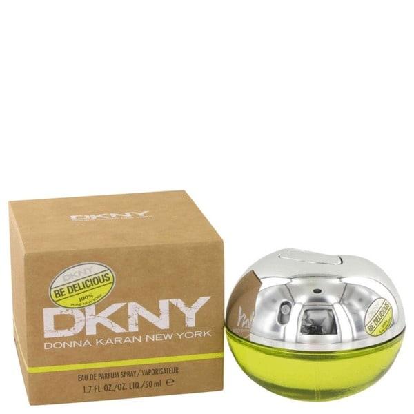 Shop Dkny Be Delicious Womens 17 Ounce Eau De Parfum Spray Free