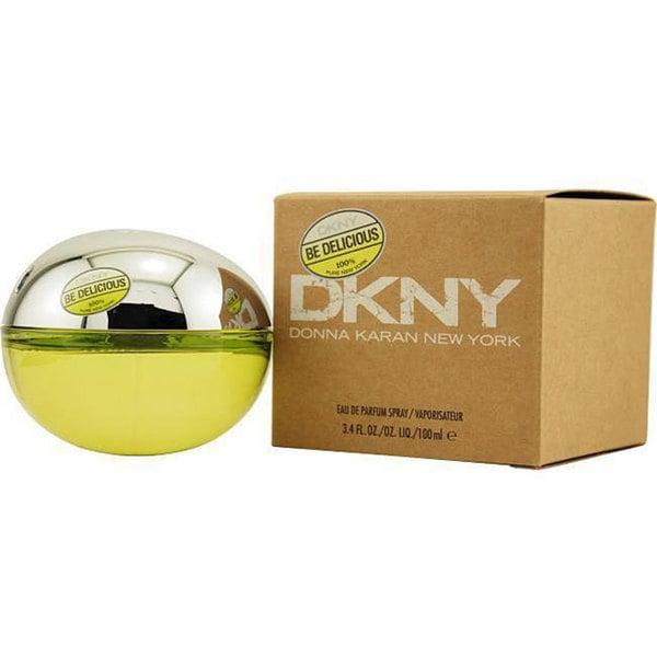 Shop Dkny Be Delicious Womens 34 Ounce Eau De Parfum Spray Free