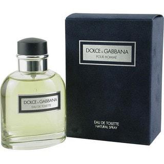 Dolce & Gabbana Men's 1.3-ounce Eau de Toilette Spray