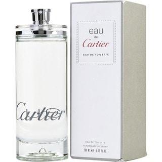 Cartier Eau de Cartier Unisex 6.7-ounce Eau de Toilette Spray