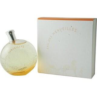 Hermes Eau des Merveilles Women's 1.6-ounce Eau de Toilette Spray
