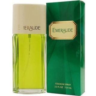 Coty Emeraude Women's 2.5-ounce Cologne Spray