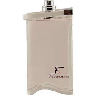 Salvatore Ferragamo F for Fascinating Women's 3-ounce Eau de Toilette Spray (Tester)