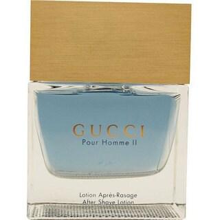 Gucci 'Pour Homme II' Men's 3.3-ounce Aftershave Lotion