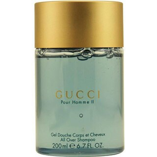 Gucci Pour Homme II Men's 6.8-ounce All-over Shampoo