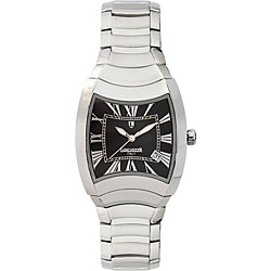 Lancaster Italy Women's Trendy Steel Universo Tempo Date Watch