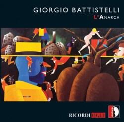 Sandro Lombardi - Battistelli: L'Anarca