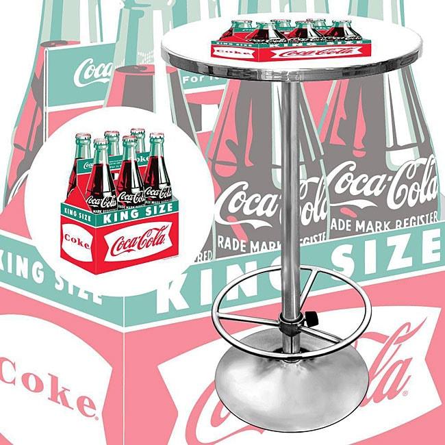 Coca Cola Collectible Pub Table