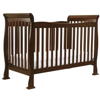 DaVinci Reagan 4-in-1 Crib with Toddler Rail