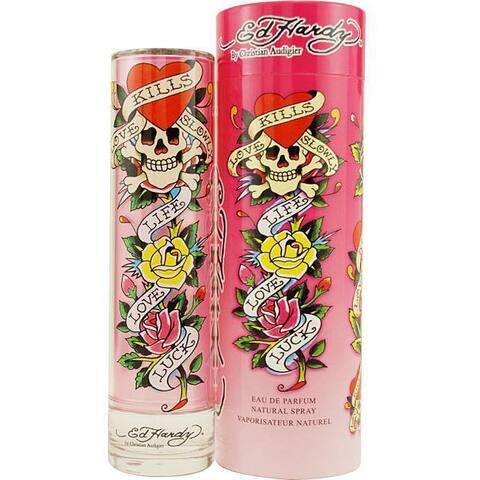 Ed Hardy Women's 1.7-ounce Eau de Parfum Spray