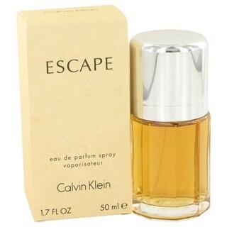 Calvin Klein Escape Women's 1.7-ounce Eau de Parfum Spray