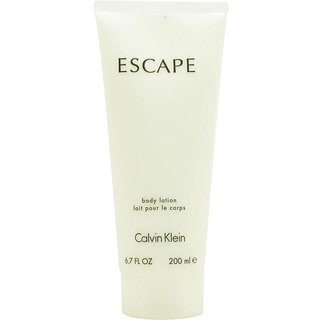 Calvin Klein Escape Women's 6.7-ounce Body Lotion