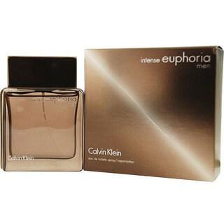 Calvin Klein Intense Euphoria Men's 1.7-ounce Eau de Toilette Spray