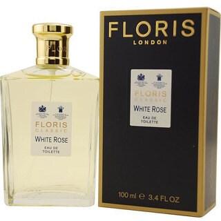 Floris White Rose Women's 3.4-ounce Eau de Toilette Spray