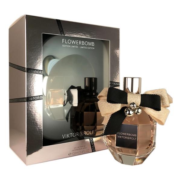 Viktor & Rolf Flowerbomb Women's 3.4-ounce Eau de Parfum Spray