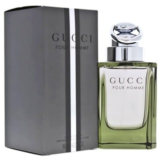 Gucci Men's 3-ounce Eau de Toilette Spray