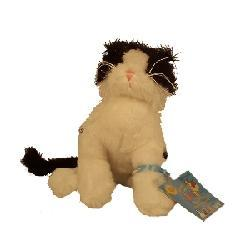 Webkinz Black-and-White Cat and Trading Cards Set - Thumbnail 1