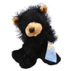 Webkinz Black Bear and Cards Set - Thumbnail 2
