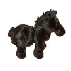 Webkinz Black Stallion and Cards Set - Thumbnail 2